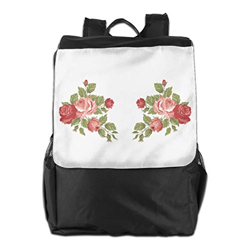 XIVEIER Customized Mama's Boy So What Letters Printed Geek School Bags For Women