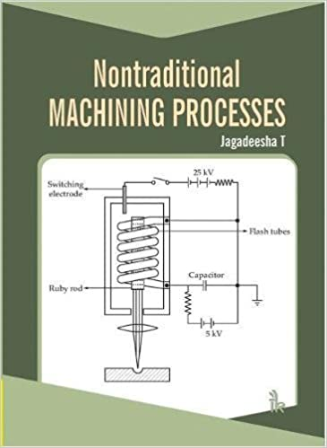 Unconventional Machining Process Ebook
