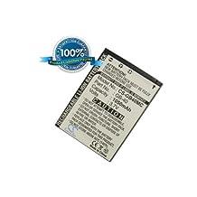 BATTERY 3.7V For GE GB-40, E850, E1240, E1030, E1050TW, E1040, E1250TW, H855 +FREE Power Bank (2600mAh)
