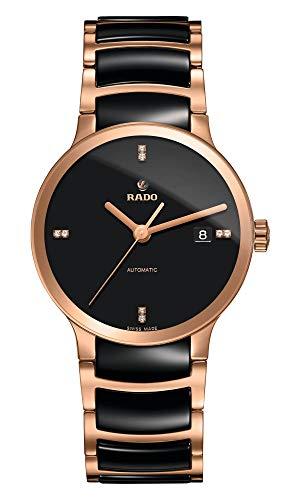 - Rado Centrix Black Dial Automatic Unisex Watch R30036712