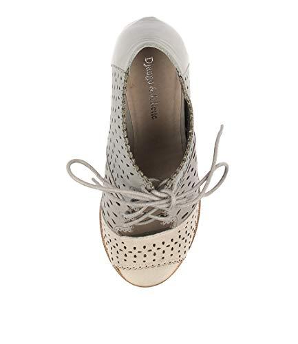MISTY amp; OCEANSH GREY Shoes High JULIETTE LEATHER Womens Sandals G DK DJANGO Heels 8qxTd1q