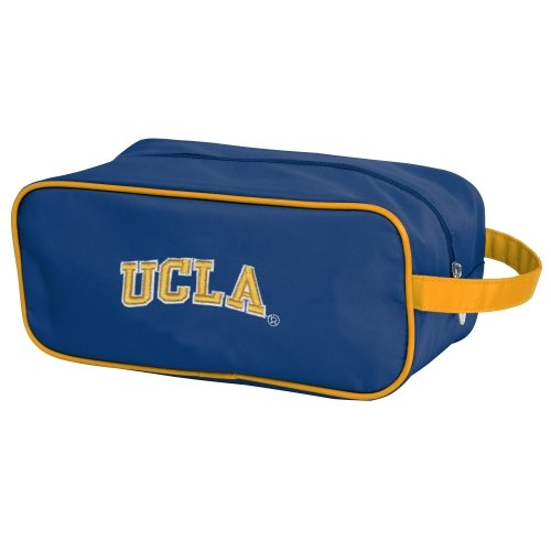 Charm14 NCAA UCLA Bruins Travel Case-Toiletry Bag with Embroidered Logo (Bruins Ncaa Drawstring Ucla)