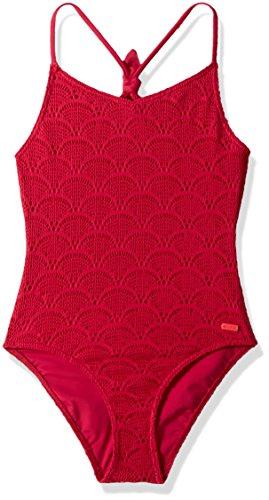 Roxy Girls' Big Helloo Summer One Piece Swimsuit