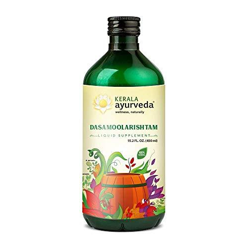 Kerala Ayurveda Dasamoolarishtam – Ayurvedic Traditional Herbal Wine for Healthy Digestion, Balanced Energy & Healthy…