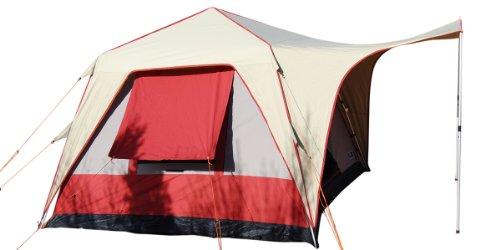 BlackPine Deluxe-6 Turbo Tent, Outdoor Stuffs