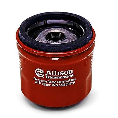 Allison 29539579 Screw-on Filter with Magnet Filter Kit replacing filter for Allison transmission per OEM Specs: Automotive