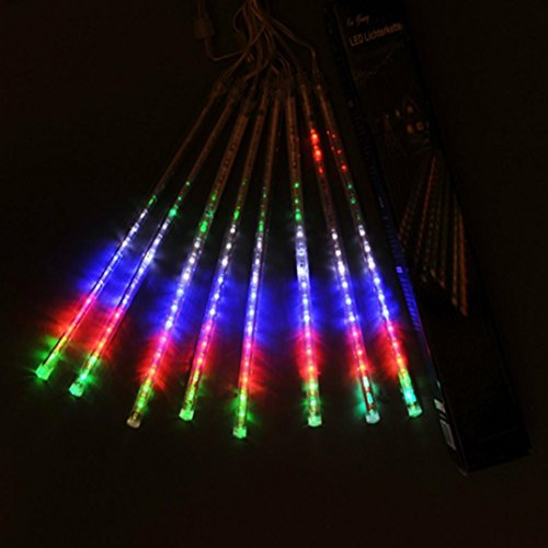 Tuscom 30CM LED Lights Meteor Shower Rai - Kid Meteor Kids Light Shopping Results