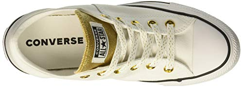 Star Top white Converse Low Taylor gold Chuck Madison All White Femme Tennis PUw6tUx