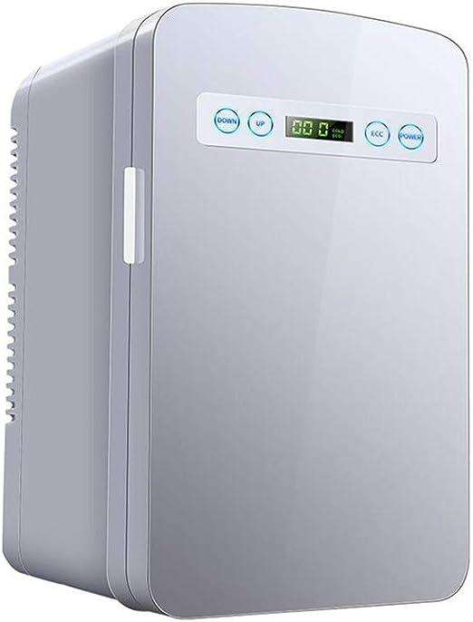 Feifei Mini Nevera Congelador pequeño de 10 litros para Coches ...