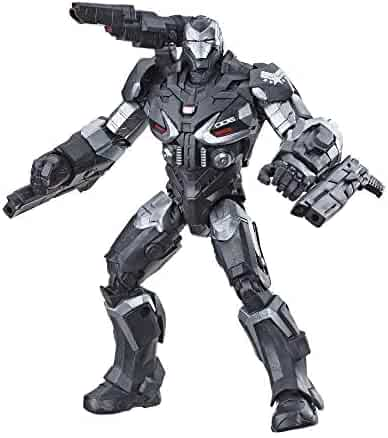 Avengers Marvel Legends Series Endgame Marvel's War Machine 6-inch Collectible Action Figure Toy for Ages 6 and Up