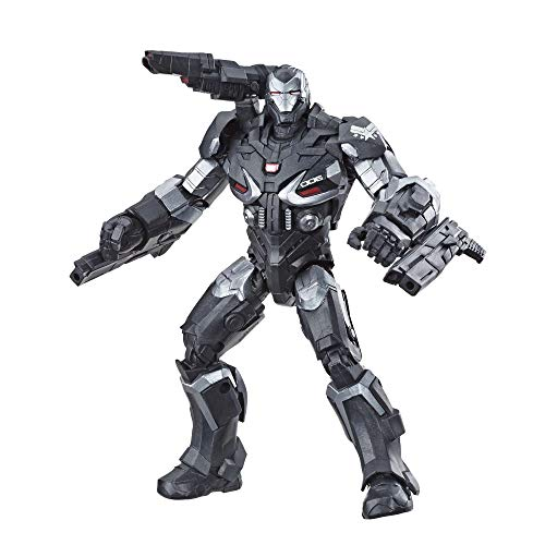 Avengers Marvel Legends Series Endgame Marvel's War Machine 6-inch Collectible Action Figure Toy for Ages 6 and Up from Avengers