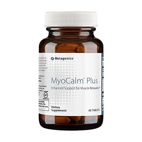 Plus 60 Tabs (Metagenics - MyoCalm Plus, 60 Tablets)