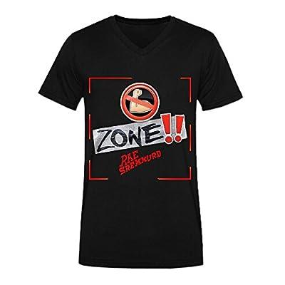 Rae Sremmurd No Flex Zone T Shirt Men V Neck