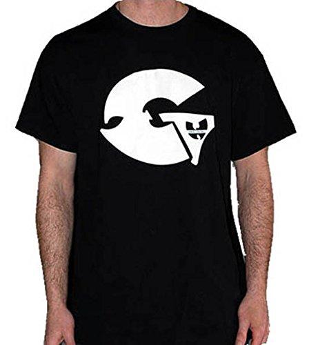 za Logo Black T Shirt T-Shirt M-3XL Wu-Tang Clan(XXL) ()