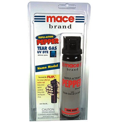 Mace® Home Model Triple Action Pepper Spray Fogger Ideal for Home, Dorms & RV's (Jogger Model Mace)