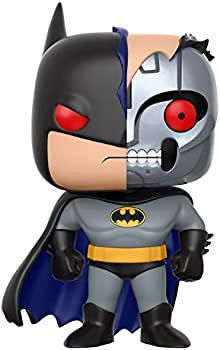 Funko Animated Series Robot Batman Pop Vinyl Action Figure