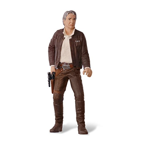 Hallmark Keepsake Star Wars Han Solo Ornament 1.19-Inch by 4.27-Inch by x 1.83-Inch ()