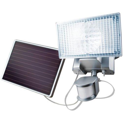 MAXSA(R) INNOVATIONS 44449-L 100-LED Outdoor Solar Security Light, new by MAXSA(R) INNOVATIONS