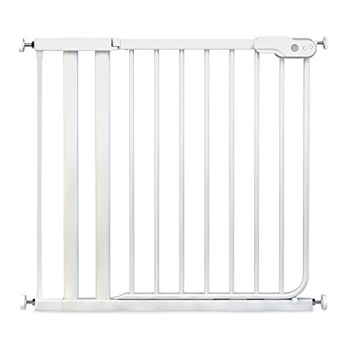 Munchkin It Fits Baby Safety Gate, White, MKSA0569-022