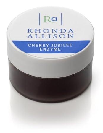 Amazon.com: Rhonda Allison Cherry Jubilee enzima: Beauty
