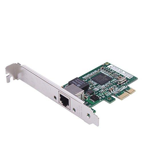 10Gtek Broadcom Bcm5751 Chip 1G Gigabit Pci E Desktop Network Card Nic  Pcie Card