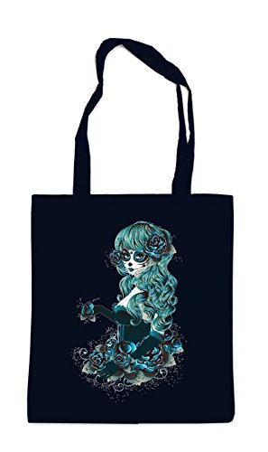 Bag Santa Noir Freak Certified Blue Muerte 1qwawRx7