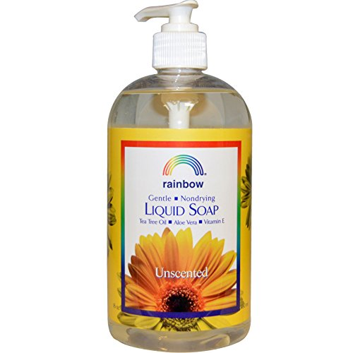 - Rainbow Research, Liquid Soap, Unscented, 16 oz (480 ml) - 2pc