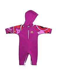Nozone Kailua Hooded Baby Sun Protective Swimsuit - UPF 50+