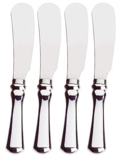 4 Stainless Steel Spreaders - 3