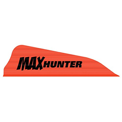 AAE Max Hunter Vane (100 Pack), Red,