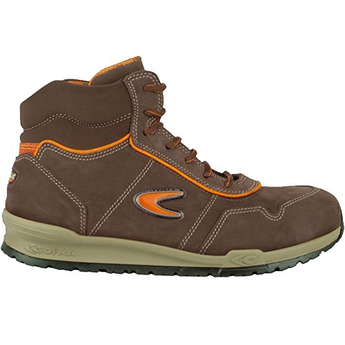 Cofra 78470-001.W41 Size 41 S3 SRC Piola Safety Shoes - Brown manchester great sale sale online free shipping professional cheap sale 2014 new collections cheap price kv6g70GsNB