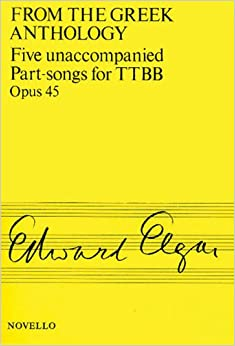 ~REPACK~ Five Unaccompanied Part-Songs For TTBB - Op. 45: From The Greek Anthology. Gunmetal TANDEM Europa Nikon Sistema Cougar