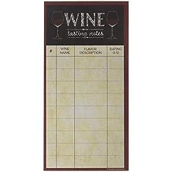 Creative Converting Sip Hooray Wine Tasting Score Sheet Party Supplies, Multicolor