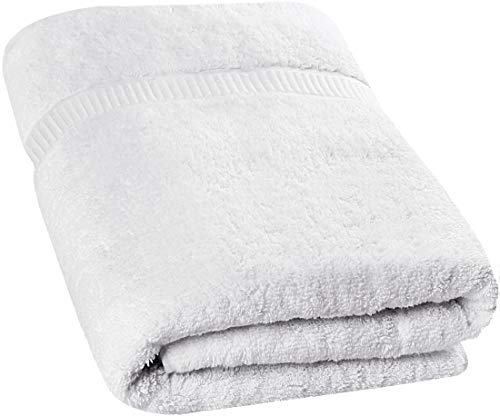 (Utopia Towels Extra Large Bath Towel(35 x 70 Inches)- Luxury Bath Sheet- White)