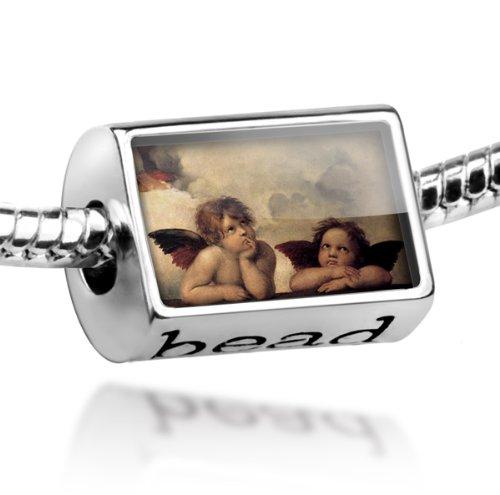"Beads ""Raphael Angel"" - Pandora Charm & Bracelet Compatible"