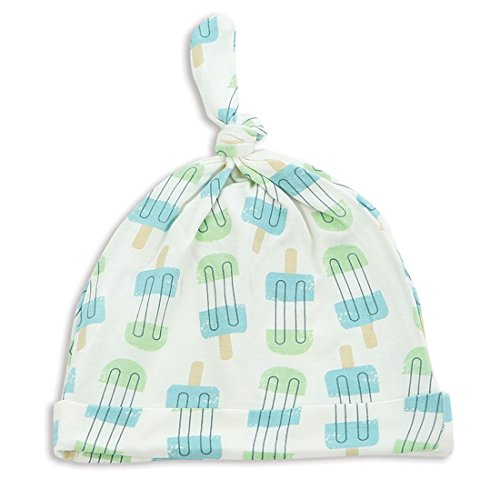 Silkberry Baby Bamboo Knot Hat Popsicle 0-6m
