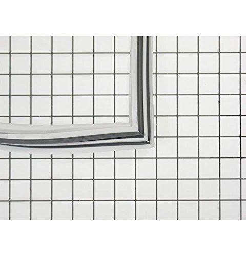 (Ge WR24X450 Refrigerator Door Gasket (White) Genuine Original Equipment Manufacturer (OEM) Part White)