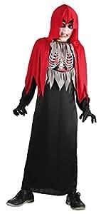 Disfraz de monje demoníaco para niño - 7-9 años