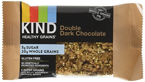 Kinder Chocolate Chips - Kind Bar Huge Double Dark Chocolate, 6.2 oz
