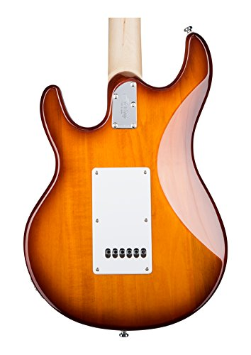 Sterling by Music Man S.U.B. Series Silo3 Silhouette Electric Guitar, Tobacco Sunburst by Sterling by Music Man (Image #3)