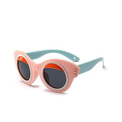 DIYOO Niños Gafas de Sol polarizadas Silicona Tonos ...