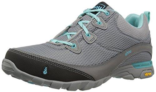 Picture of Ahnu Women's W Sugarpine Air Mesh Hiking Shoe, Medium Grey, 8 M US
