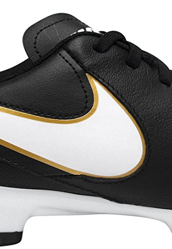 Nike Tiempo Genio IILeather Fg - Botas unisex negro