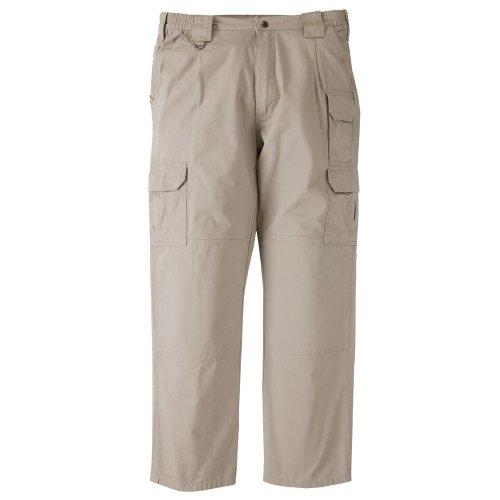 5.11 Pantalón táctico de algodón sin tejer # 74251L para hombre (caqui 48)