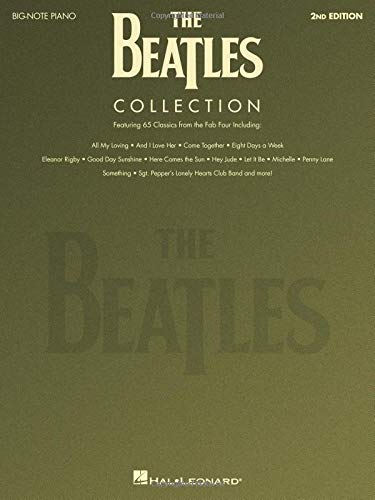 The Beatles Collection (Forty Days And Forty Nights Music Sheet)