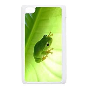 ipod 4 phone cases White Frog fashion cell phone cases YRTE0199586