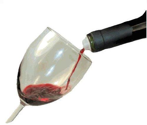 Slow Wine Pourer, Pack of 100