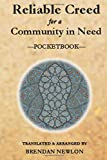 Reliable Creed for a Community in Need - Pocketbook