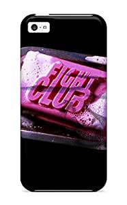 New Snap-on ZippyDoritEduard Skin Case Cover Compatible With Iphone 5c- Fight Club