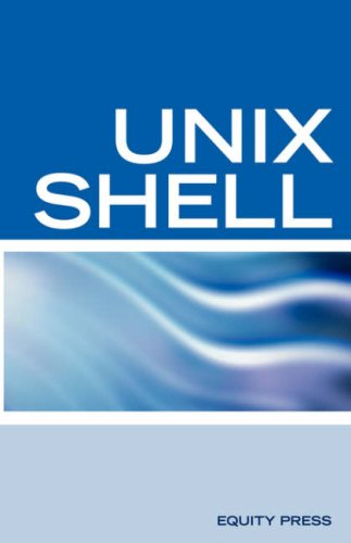 [PDF] UNIX Shell Scripting Interview Questions, Answers, and Explanations: UNIX Shell Certification Review Free Download | Publisher : Equity Press | Category : Computers & Internet | ISBN 10 : 1933804432 | ISBN 13 : 9781933804439